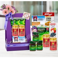 Wholesome Goodness - Get well hamper (healthy food)