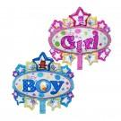 Baby Boy & Girl (Mini)