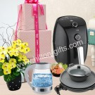 Air Fryer ,LED Kettle, Teppanyaki - Electrical Hamper