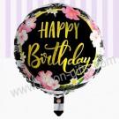 Happy Birthday Flower