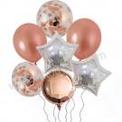 BL 45 -Balloon Bouquet Confetti