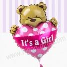 Girl Little Bear
