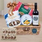 Chocolate & Wine Food Hamper
