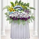 Super Big Condolence wreath flower