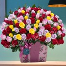 Table Bouquet - Blissful Affairs