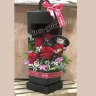Table Bouquet - Red Roses