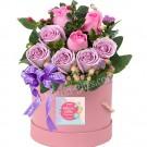 Valentine's Hand Bouquet