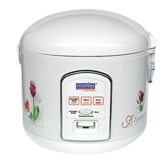Morries 4 In 1 Rice Cooker - Electrical Hamper