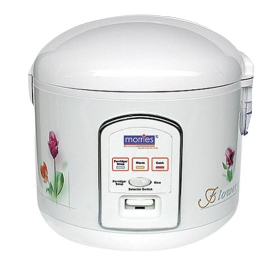Morries 4 In 1 Rice Cooker - Electrical Hamper