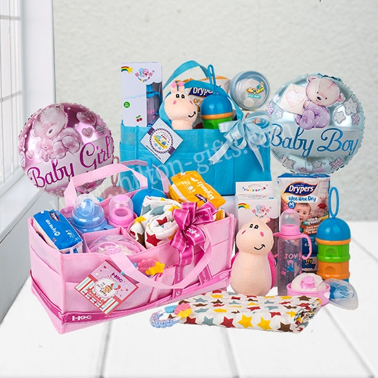 New Born Baby Hamper