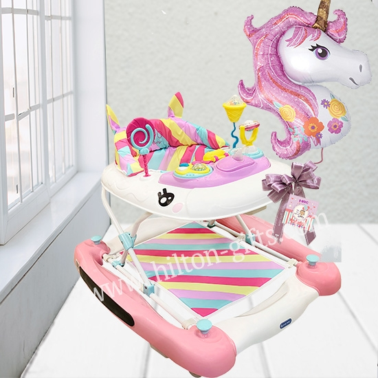Unicorn Baby Walker