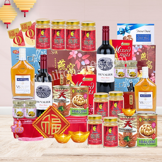 Blooming Treasure - CNY Hamper