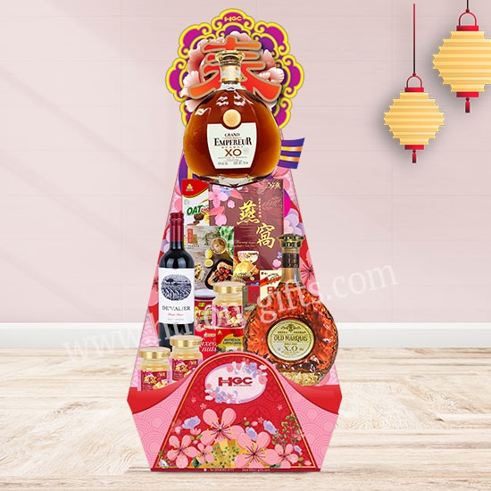 Blooming Treasure (CNY Hamper)