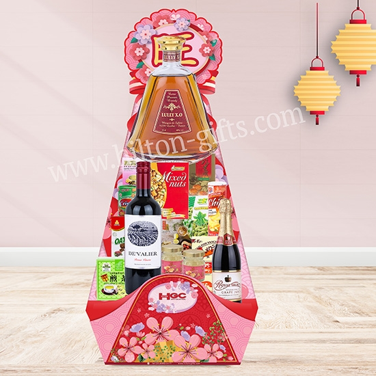 New Year XO, Abalone Hamper