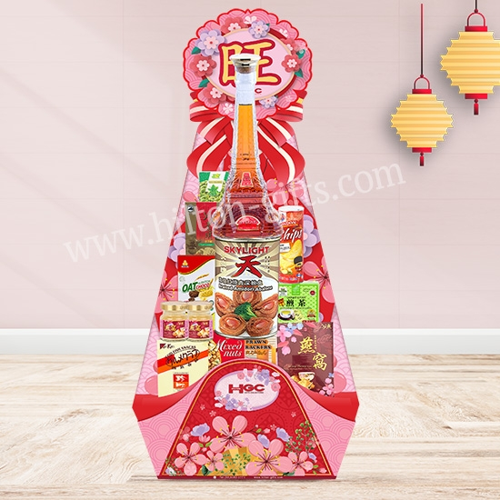 Evergreen Prosperity - CNY Hamper