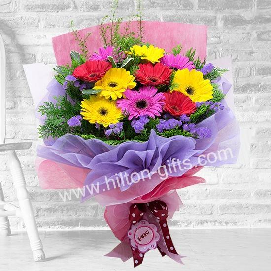 A Hand Bouquet