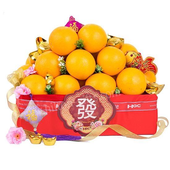 Prosperous Oranges