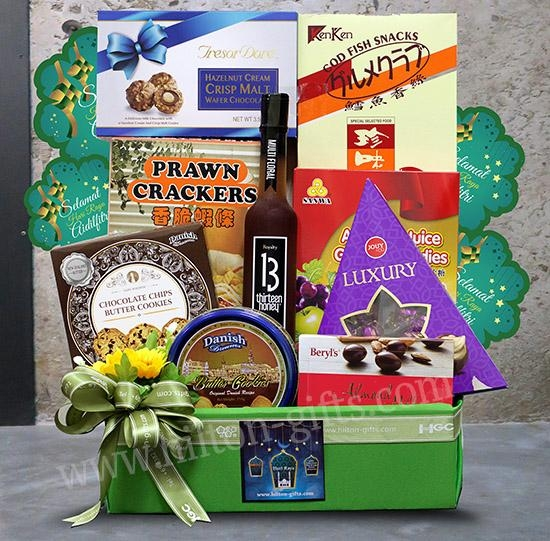 Hampers With Non-Alcohol