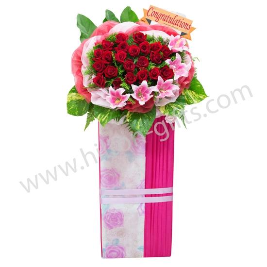 Red Roses Prosperity