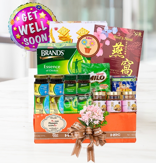 Best Health - Get well hamper (healthy food)