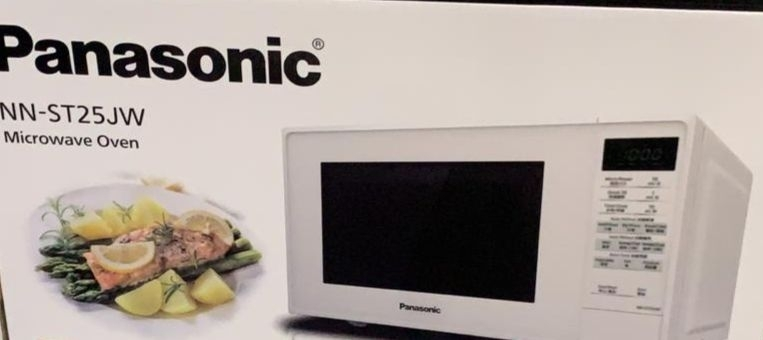 Microwave Oven - Electrical Hamper