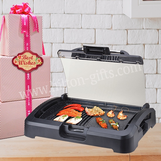 Desktop BBQ Grill - Electrical Hamper