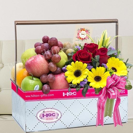 Flower & fruits