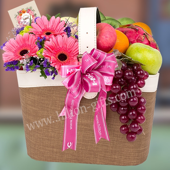 Flower & Fruits