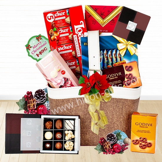 Christmas Messa 9 / Godiva Chocolate Hamper