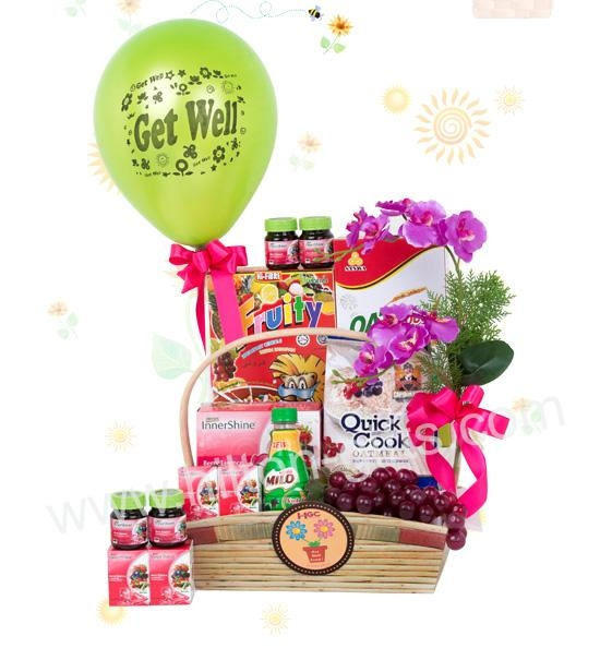Get Well Hamper (Healthy Food)