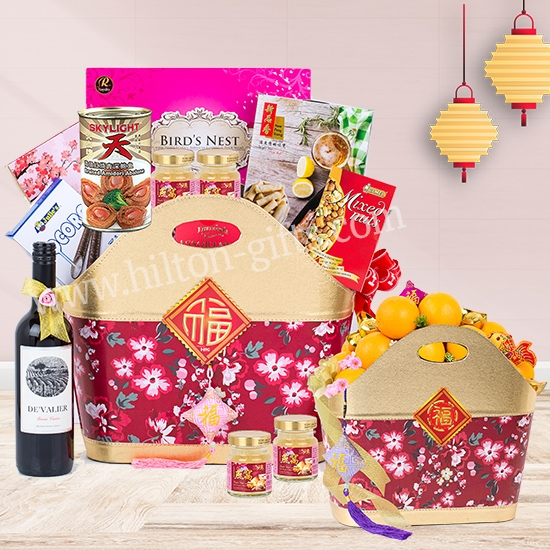 Twin Happiness - CNY Hamper