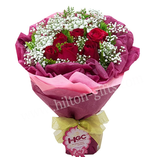Valentine Cash & Carry Hand Bouquets