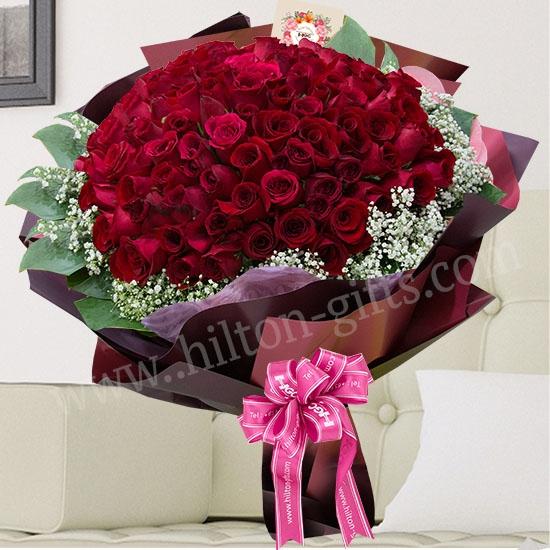 Valentine's Flower